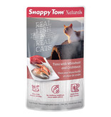 Snappy Tom Snappy Tom Tuna with Whitebait & Crab 100g