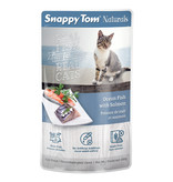 Snappy Tom Snappy Tom Ocean Fish with Salmon 100g