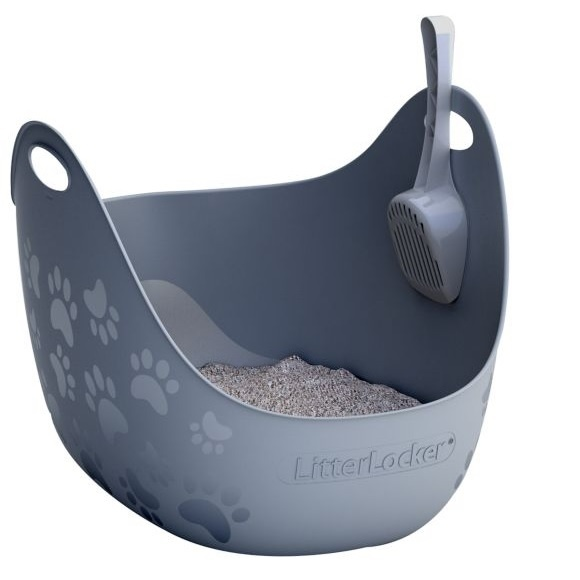 Litter Locker Litter Box with Scoop