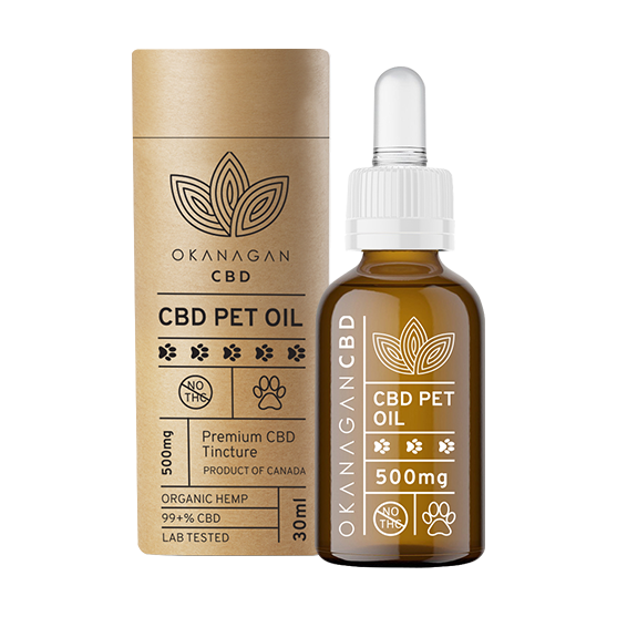 Okanagan Okanagan CBD Oil 30ML
