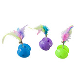 "Spot Tie Dye Roller Ball 6"""