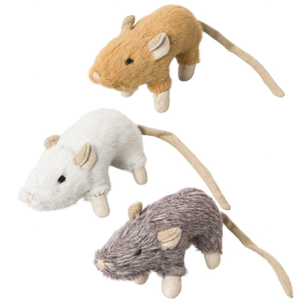 "Helen Catnip 4"" House Mouse"