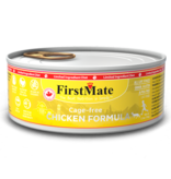 First Mate First Mate Cat Can Grain Free Chicken 5.5oz