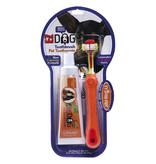 Triple Pet Triple Pet Small Breed Toothbrush & Paste Kit