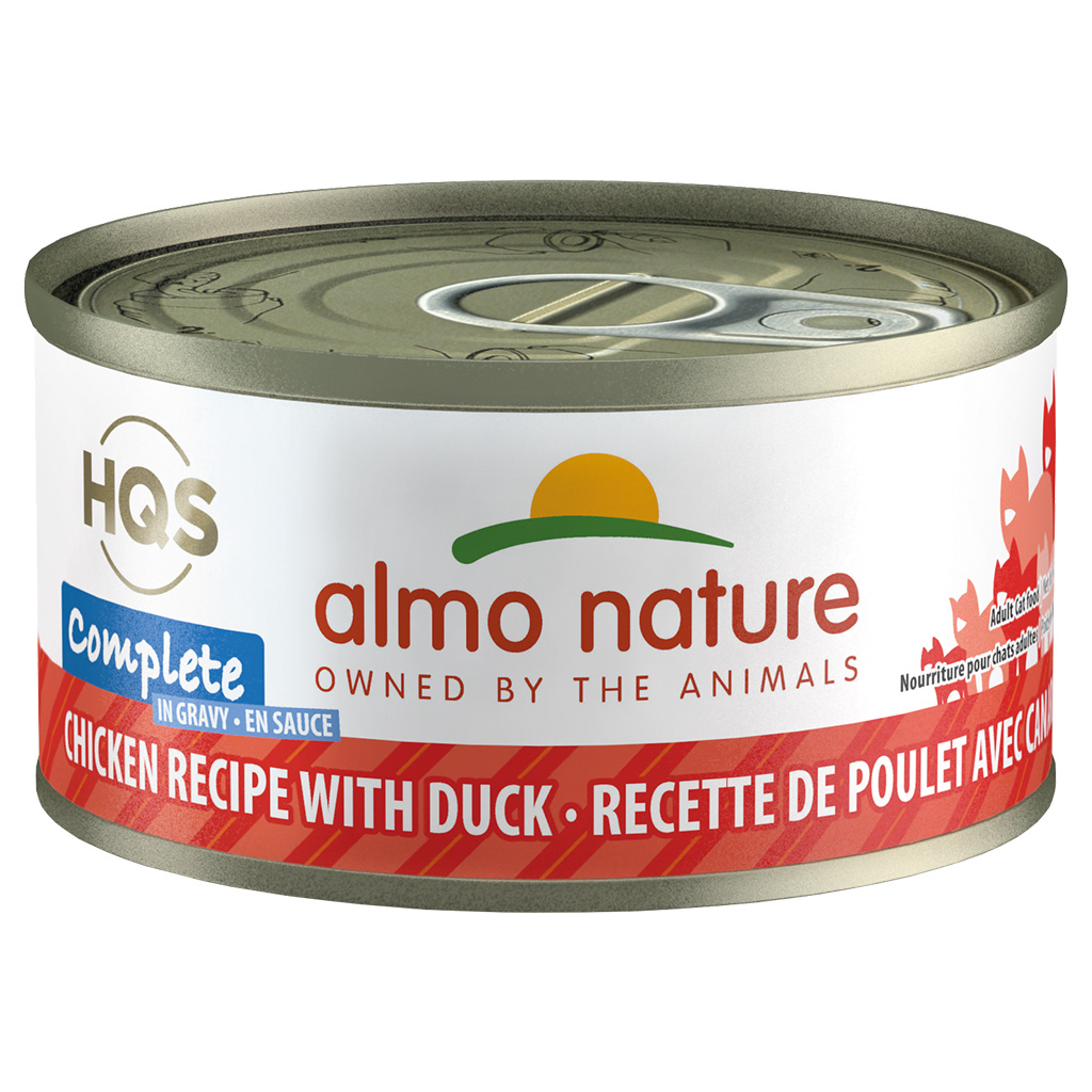 Almo Almo Complete Chicken & Duck 70g