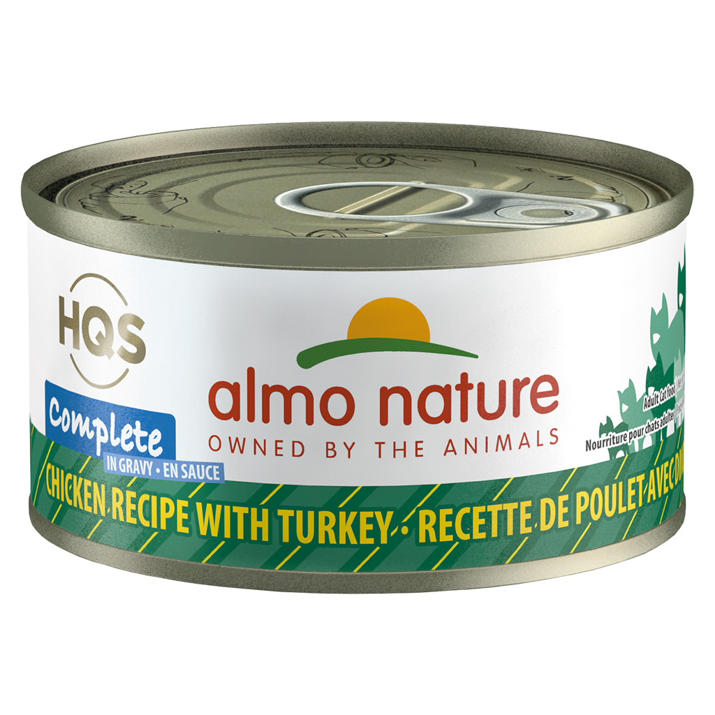 Almo Almo Complete Chicken & Turkey 70g