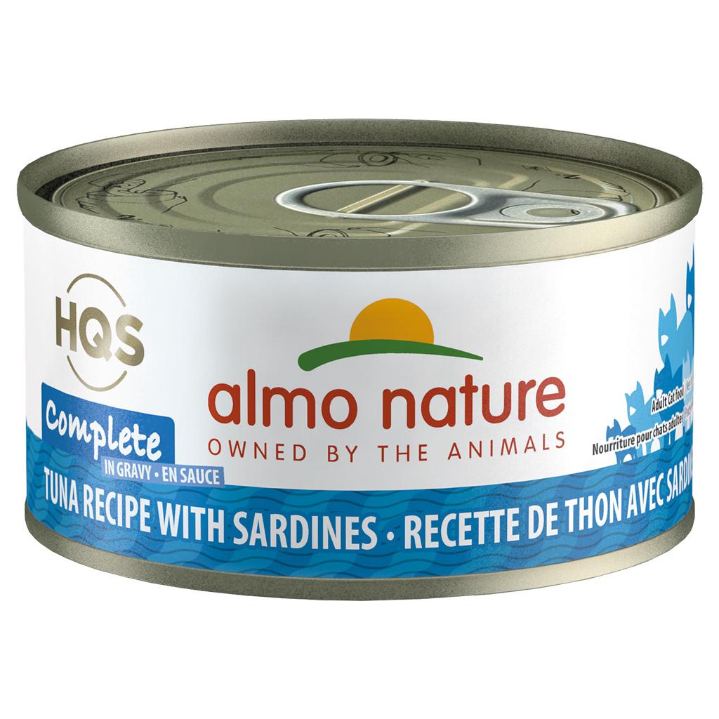 Almo Almo Complete Tuna & Sardines 70g