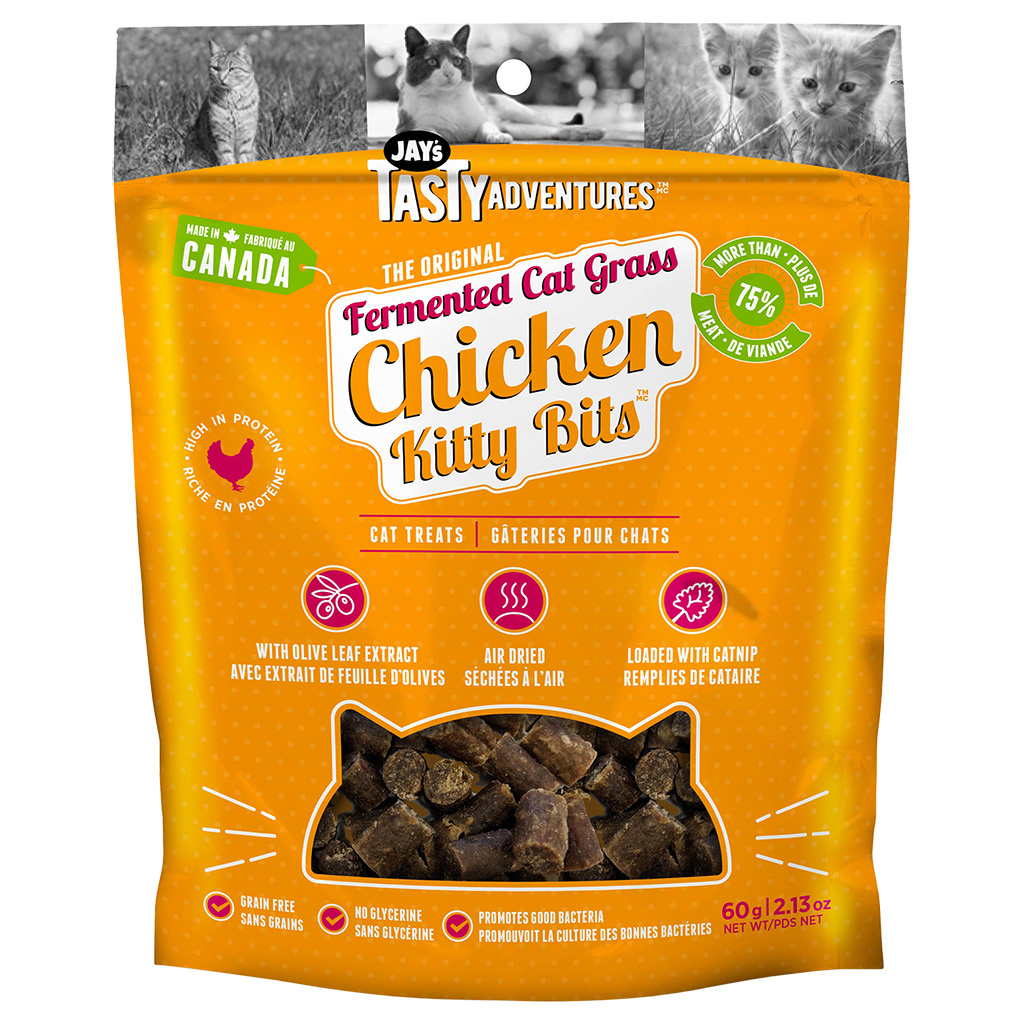 Jay's Jay's Kitty Bits Chicken 60g