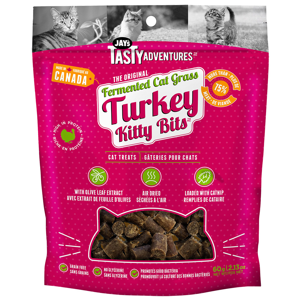 Jay's Jay's Kitty Bits Turkey 60g