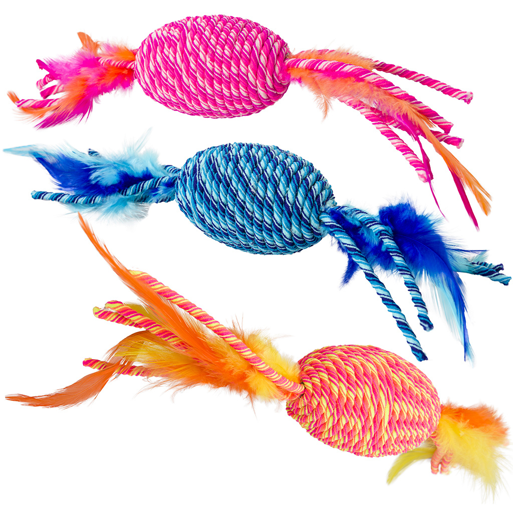 Spot Elasteeez Roller & Feathers