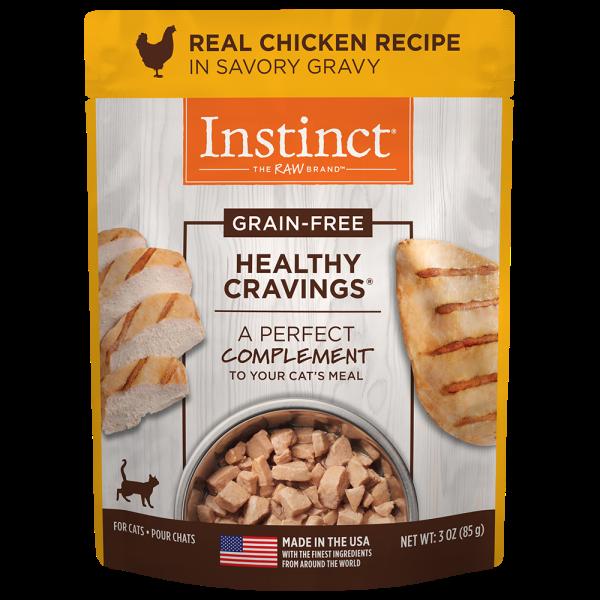Instinct Instinct Healthy Cravings Chicken  3oz