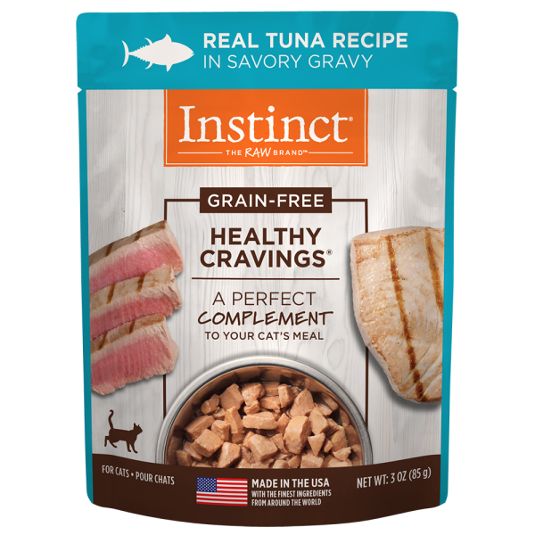Instinct Instinct Healthy Cravings Tuna 3oz