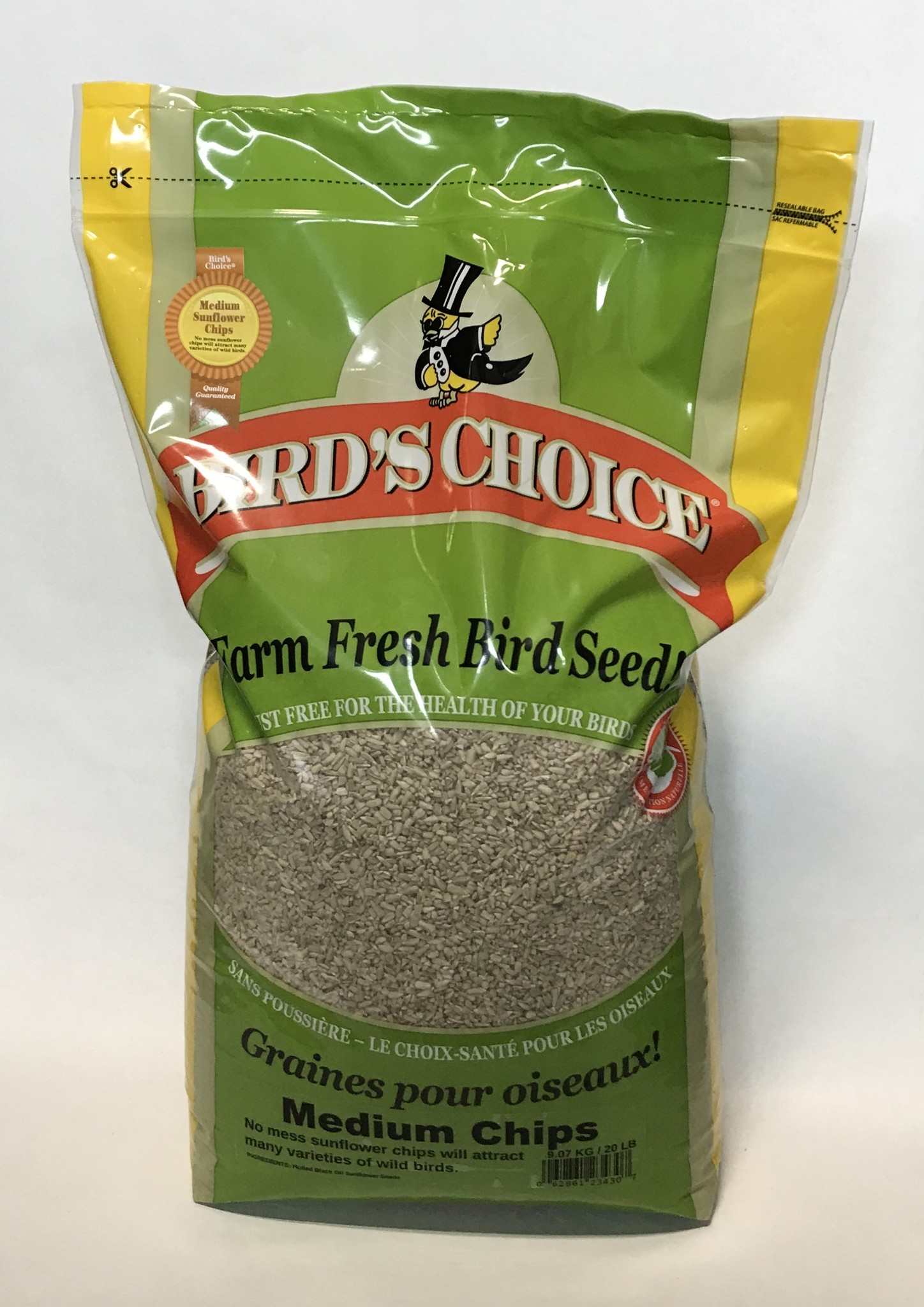 Bird's Choice Sunflower Chips Medium