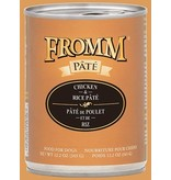 Fromm Fromm Dog Can Chicken & Rice 12oz