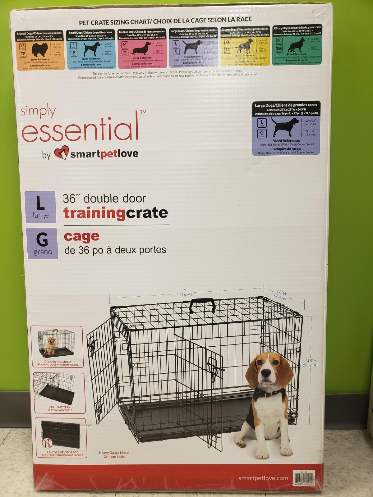 Smart Pet Love Smart Pet Wire Kennel