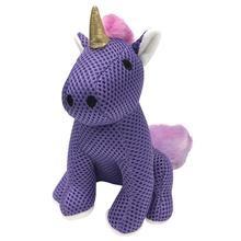 "Foufou Foufou Rainbow Spike Ball Unicorn 5"""