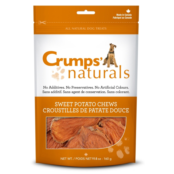 Crumps Crumps Sweet Potato Chews 11.6oz