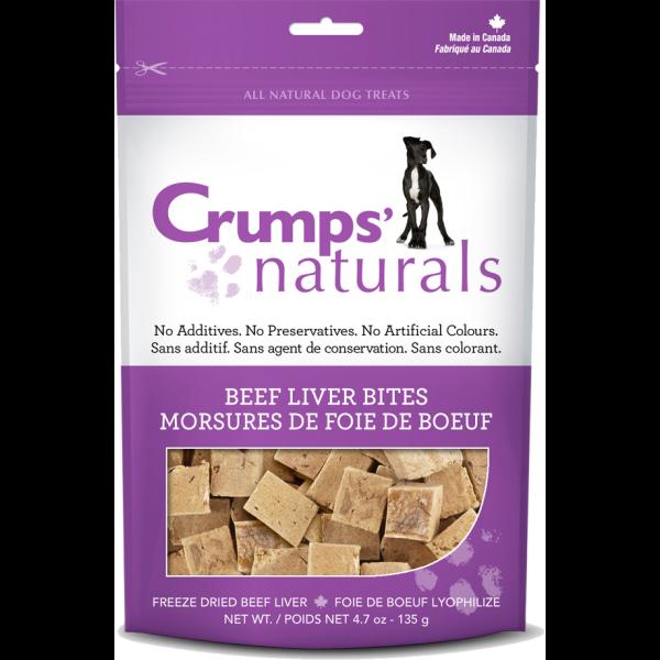 Crumps Crumps Beef Liver Bites 4.7oz