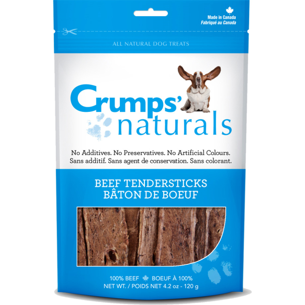 Crumps Beef Tender Sticks 4.2oz