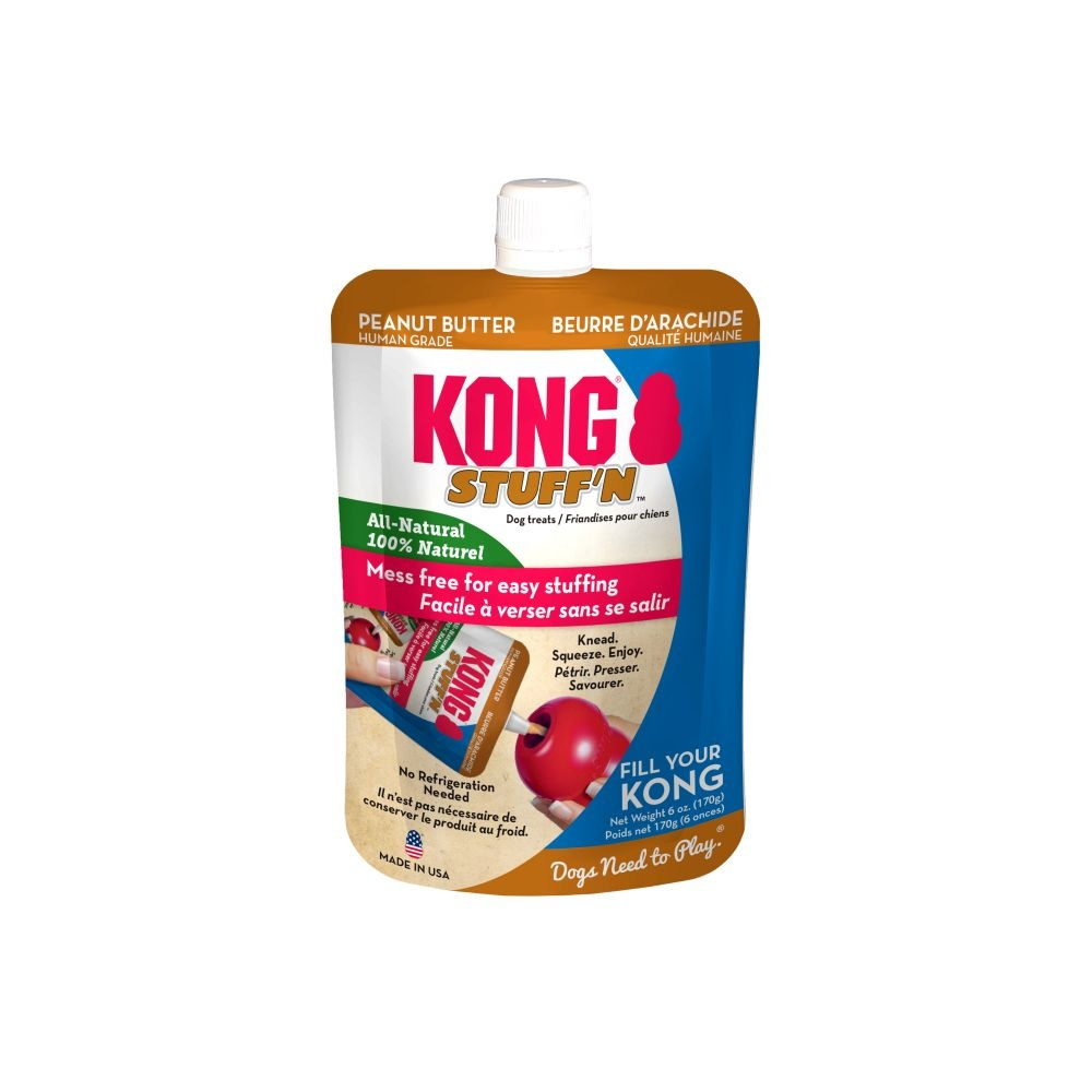 Kong Kong Stuff N Peanut Butter 6oz