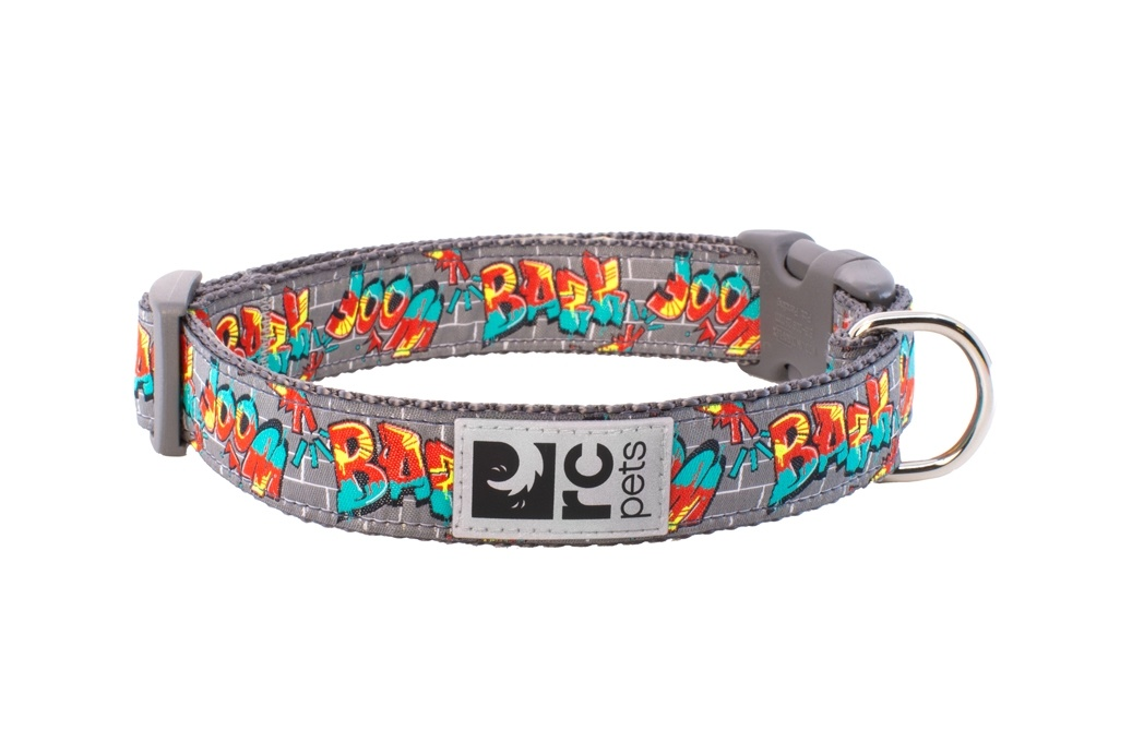 RC Pet RC Pets Clip Collar Patterns Medium