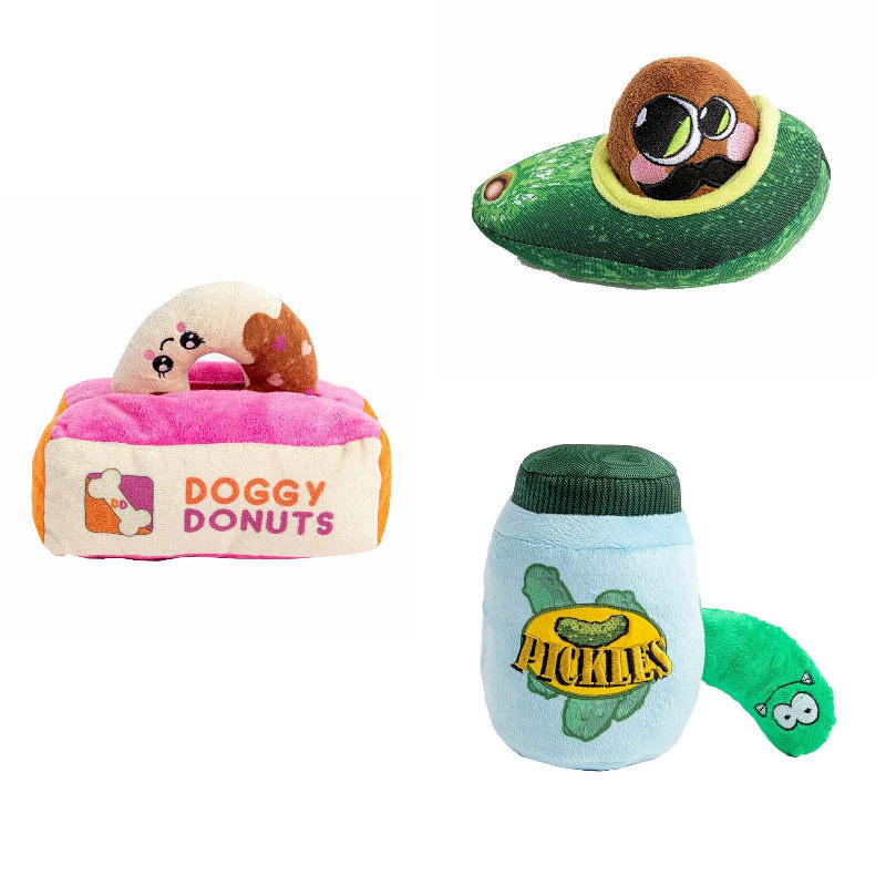 Silver Paw Silver Paw 2 in 1 Donuts in Box