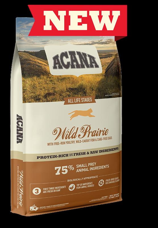 Champion Acana Cat Wild Prairie