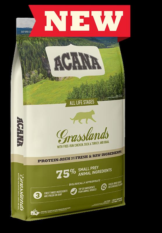 Champion Acana Cat Grasslands