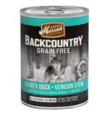 Merrick Merrick Back Country Duck & Venison Stew 12oz