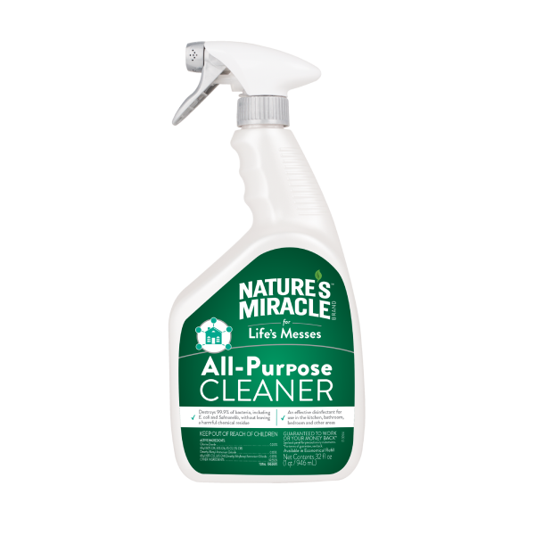 Nature's Miracle Nature's Miracle All Purpose Cleaner 32oz Spray