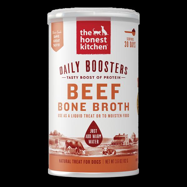 Honest Kitchen Honest Kitchen Bone Broth Beef 3.6oz