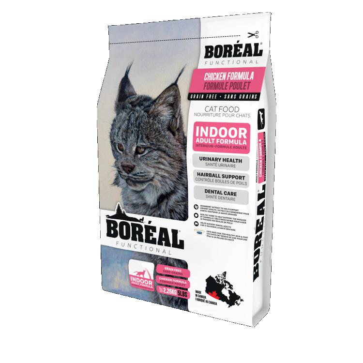 Boreal Boreal Indoor Cat 2.26kg
