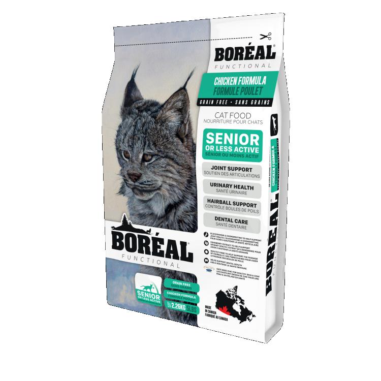 Boreal Boreal Senior Cat 2.26kg