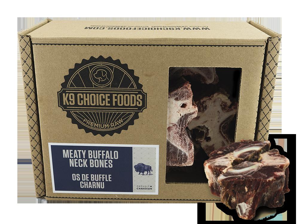 K9 Choice K9 Choice Buffalo Neck Bones 1.36kg