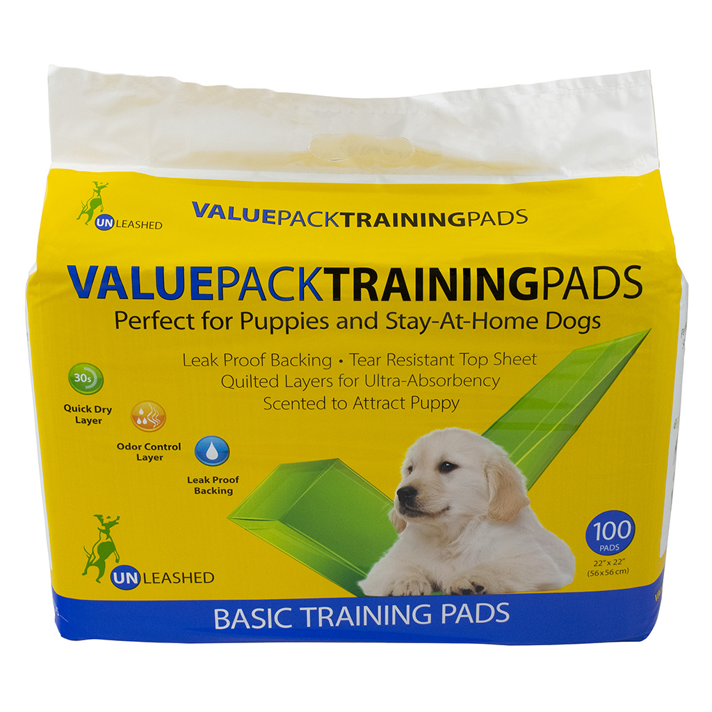 Unleashed Unleashed Value Housebreaking Pad 100pk