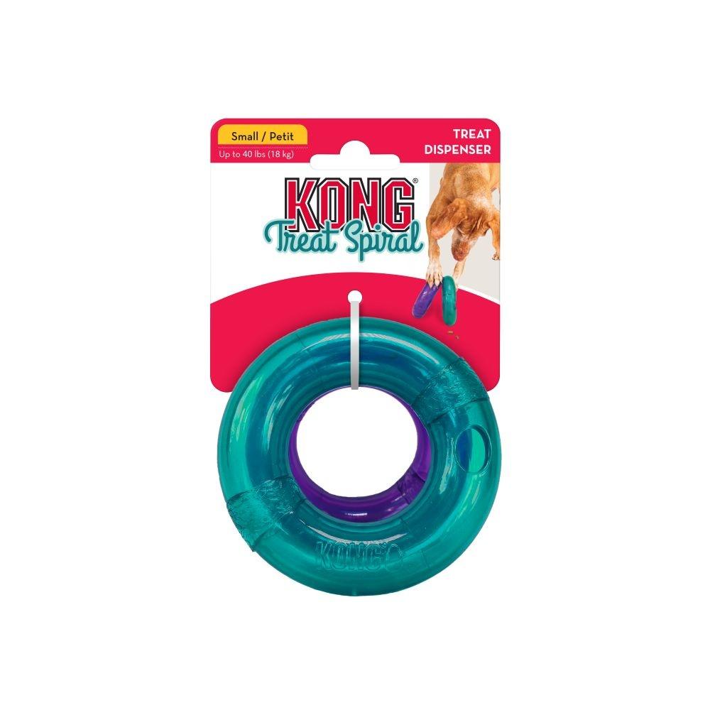 Kong Treat Spiral Rings Small