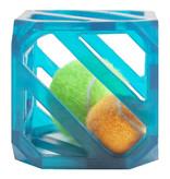 Outward Hound Puzzle Cube w/ 2 Squeaker Balls