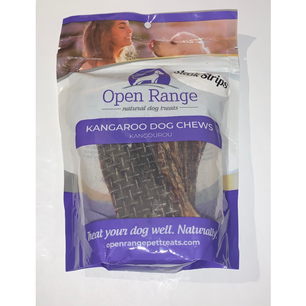 Open Range Open Range Kangaroo Steak Strips 100g