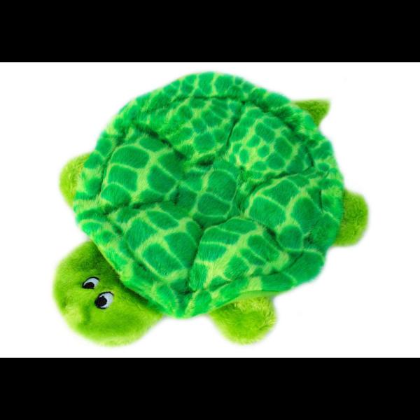 Zippy Paws Squeakie Crawler Slow Poke Turtle