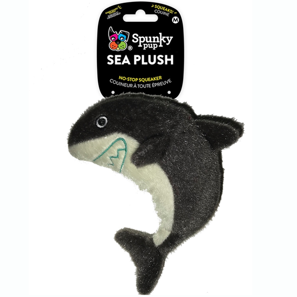 Spunky Pup Spunky Pup Sea Shark Medium