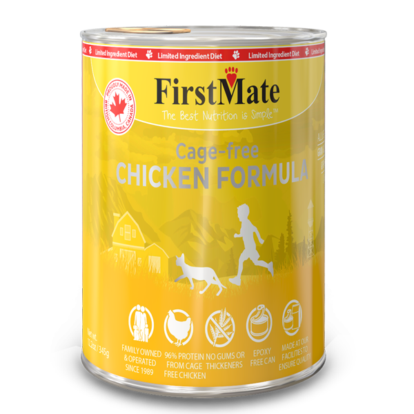 First Mate First Mate Cat Can Grain Free Chicken