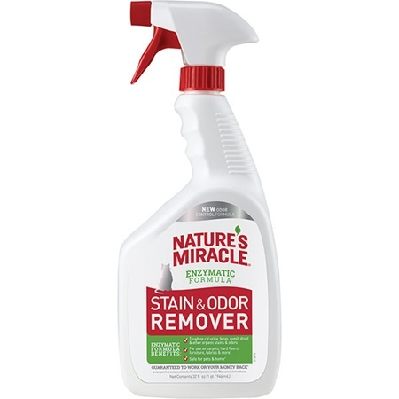 Nature's Miracle Nature's Miracle Cat Stain & Odor Remover
