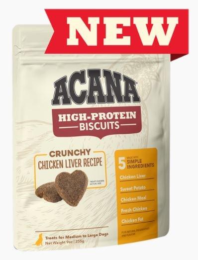 Champion Acana Chicken Biscuits 255g