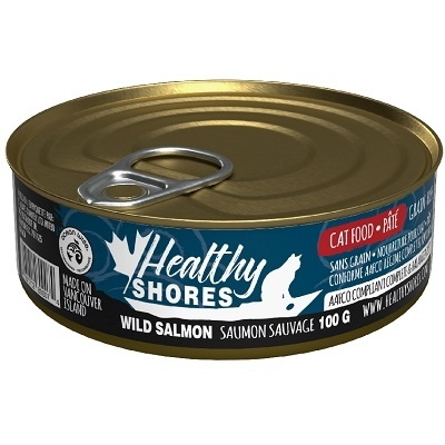 Healthy Shores Healthy Shores Minced Salmon 100g