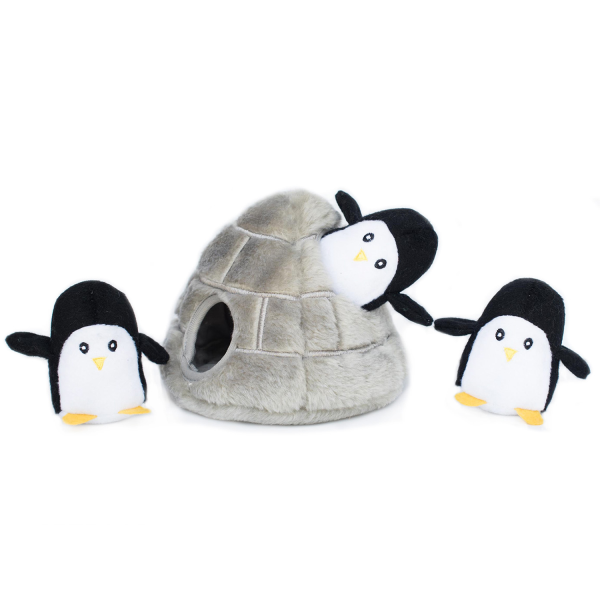Zippy Paws Zippy Paws Penguin Cave