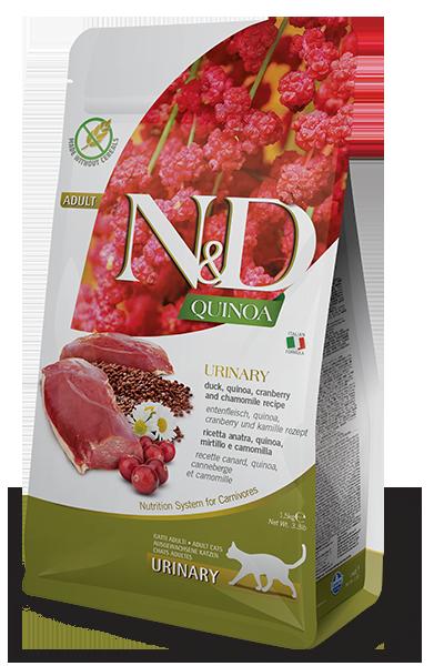 Farmina N&D Quinoa Urinary Duck 1.5kg