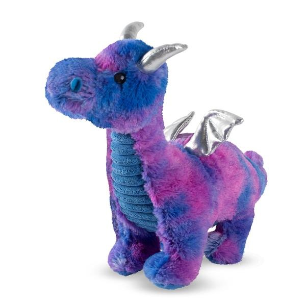 Fringe Feelin' Blue Dragon