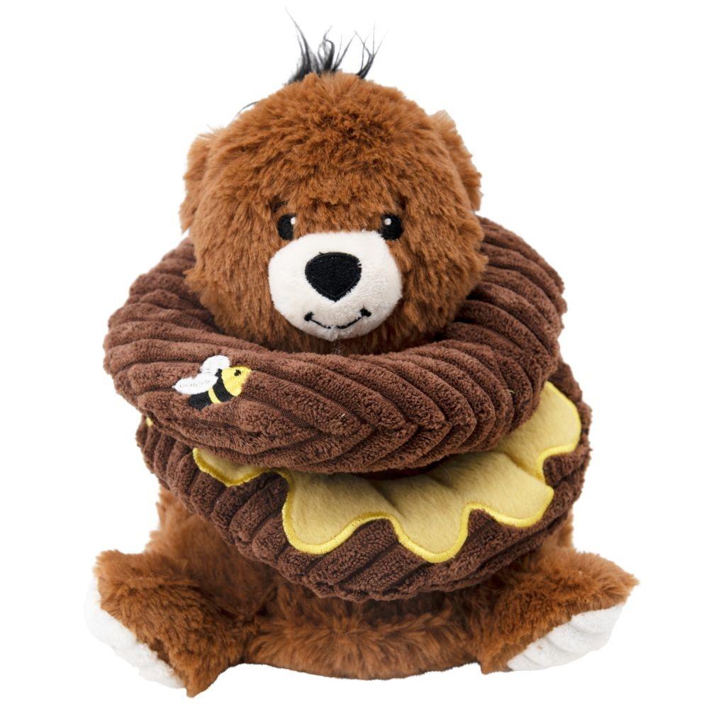 Charming Pet Ringamals Honey Bear Brown Medium