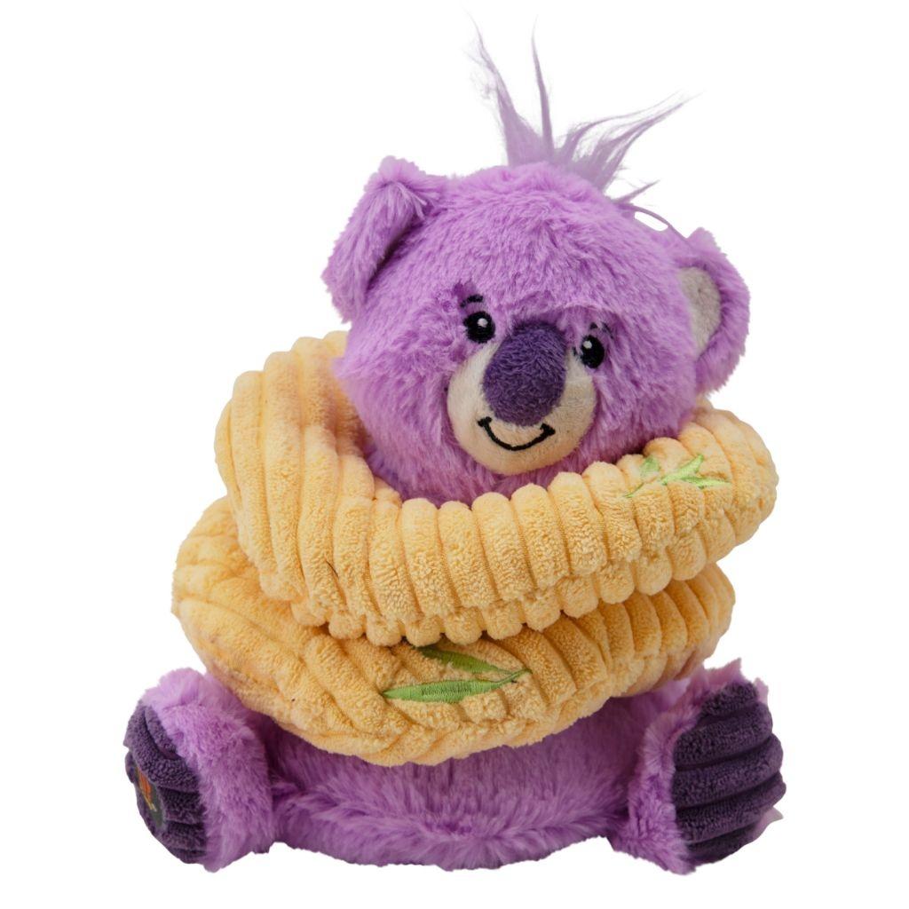 Charming Pet Ringamals Koala Purple Medium