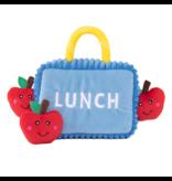 Zippy Paws Zippy Paws Lunchbox w/ Apples